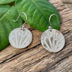 Branch-Pattern-Earrings