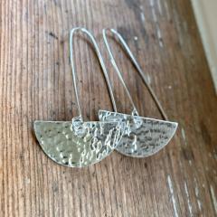 Semi-Circle-Earrings